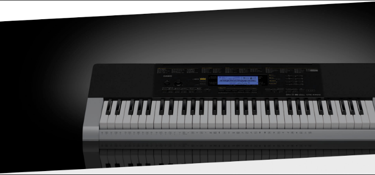 Casio Keyboard For All Music Lovers